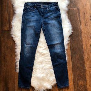 Joe's Bliss Medium Wash Jeans